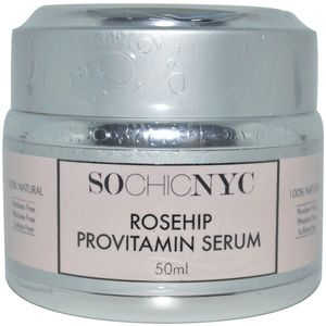 Rosehip Provitamin Face Serum-By SO CHIC NYC